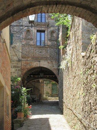 Cetona, borgo vecchio