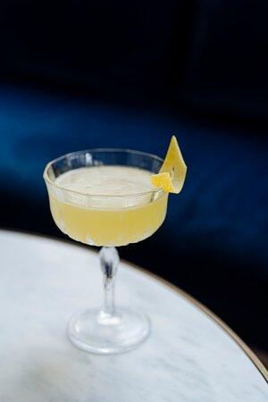 Intriguing cocktail creations at Bar Iris