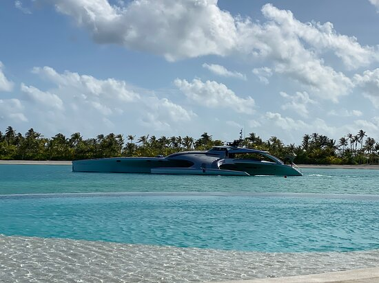 amazing boat