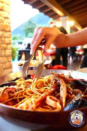 Spaghetti Pirata