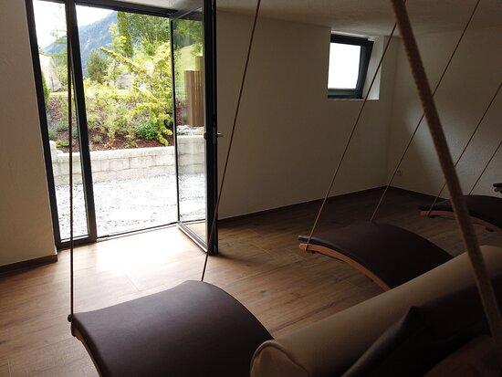 Körper und Seele baumeln lassen: Unser Sauna Bereich