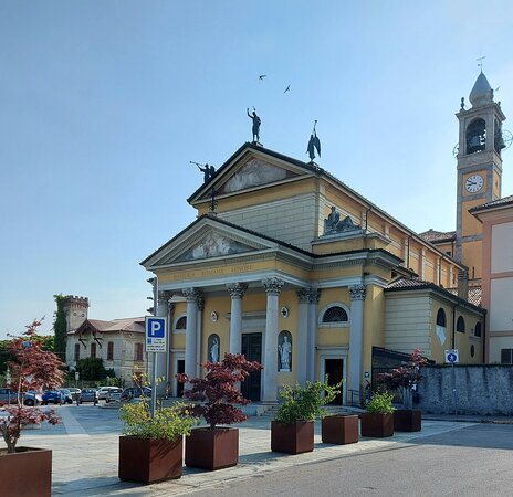 Chiesa dei Santi Pietro, Marcellino ed Erasmo