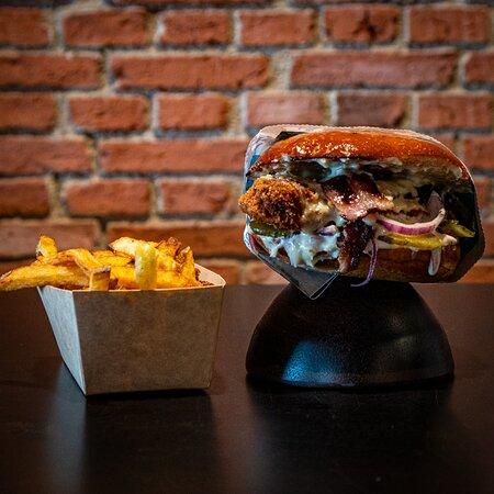 SECRET SPOT - Burger Mister Seguin