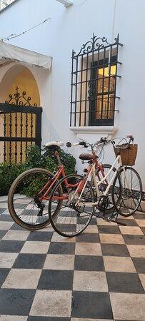 Estacionamiento de bicis