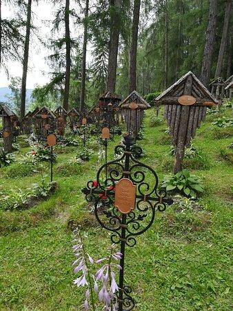 Cimitero di guerra austro-ungarico di Brunico