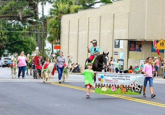 Watermelon Festival Parade