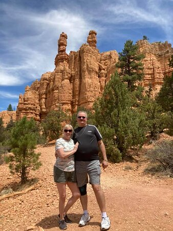 Zion and Bryce Canyon National Parks Small Group Tour from Las Vegas: Great Time.
