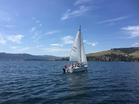 Go Sail Flathead Lake