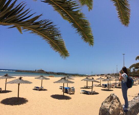 Spiaggia Caleta de Fuste
