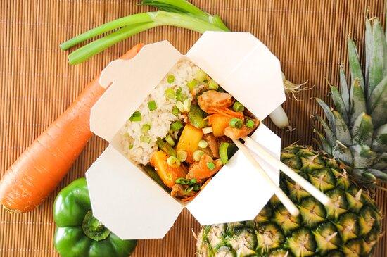 Manilla Chicken Wokkie