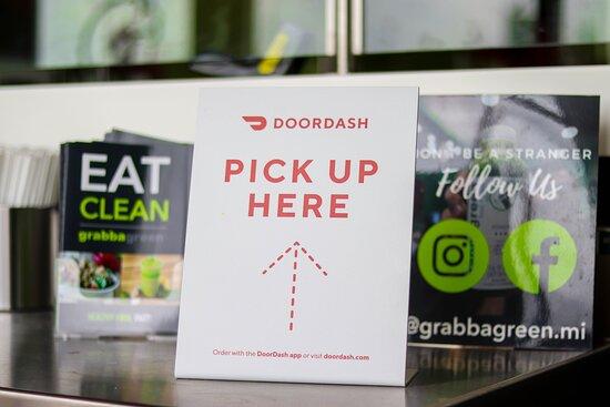 Royal Oak, MI: Pick-up or Delivery: DoorDash | Grubhub | Chownow | Postmates