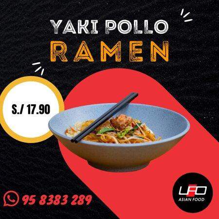 👽 𝗨𝗙𝗢 ᗩᔑᏆᗩᑎ ᖴᝪᝪᗞ 🛸 ¿Ya probaste nuestros Yakis? Nuestro Yaki de pollo con fideos finos Ramen es un must de la comida asiática.  Es el sabor que te va a encantar y vas a repetir!!! Tenemos dos locales para atenderte:  🛸 𝗣𝗮𝗿𝗮 𝗿𝗲𝗰𝗼𝗷𝗼 𝘆 𝗱𝗲𝗹𝗶𝘃𝗲𝗿𝘆 Calle Carmen Bajo 222 San Blas  (a media cuadra de la plazoleta)  🛸 𝗣𝗮𝗿𝗮 𝗰𝗼𝗺𝗲𝗿 𝗲𝗻 𝘀𝗮𝗹𝗼́𝗻  En El Patio Cusco - Collacalle 204 (a media cuadra de Limacpampa grande) Tenemos local privado en el segundo patio!!! #UFO