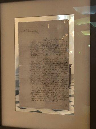 Washington's resignation after the Revolution