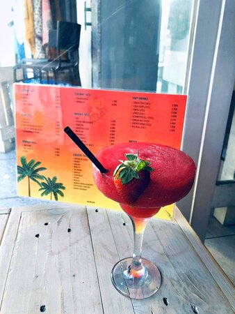 Delicious Daiquiri , come try it out