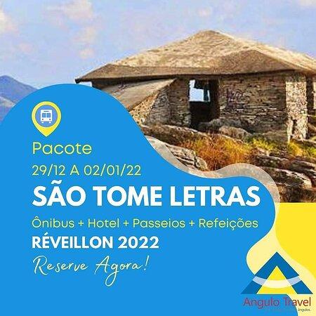 Excursão Reveillon 2022 Ainda tem vaga