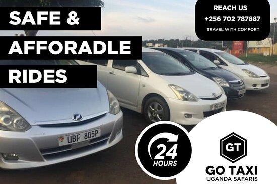 Go taxi Uganda safaris Ltd