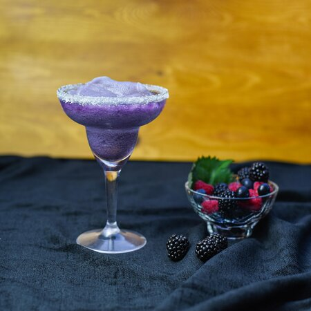 Our 'Forest Fruits Margarita'