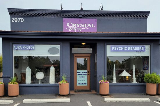 Crystal Magic Psychic Center