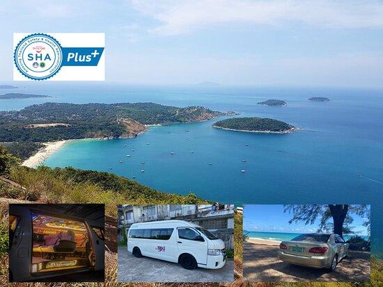 Alex Taxi Phuket & Tour / airport transfer / day tour / activity/ sightseeing tour / island tour
