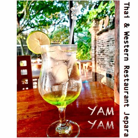 YAM YAM Restaurant Jepara is Open Everyday!!!!!! Nonstop. Stay safe & healthy.  See you... Kiss (from faraway) All staff YAM YAM 😘