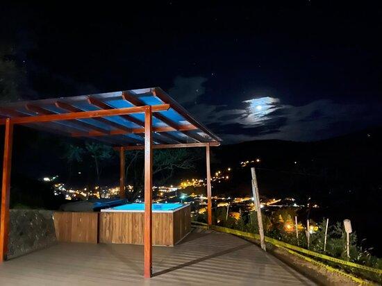 Silvia, Colombia: Las noches mas roamanticas en leremita Biohotel