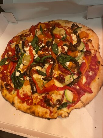 Our very popular Vege Supreme