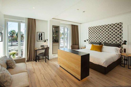 Junior Suite Marina Bedroom
