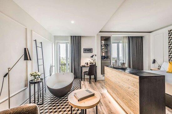 Suite Mediterraneo Bedroom