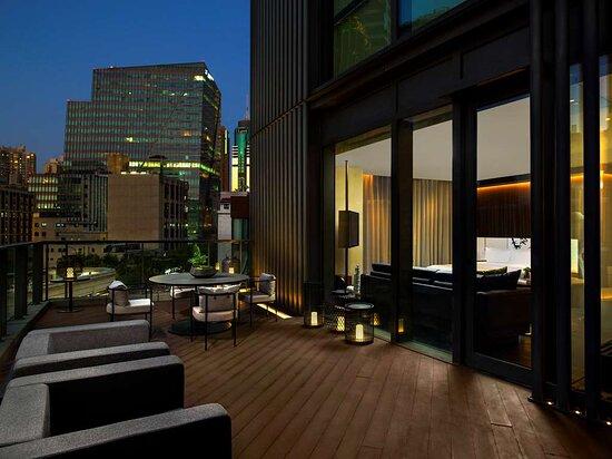 Studio 70 with Terrace