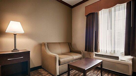 Refugio, TX: Guest Room