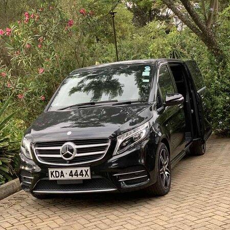 Vip transport from Nairobi Airport 1-4 pax