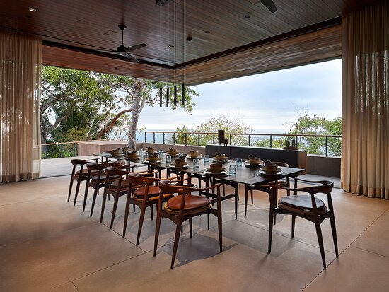 Monteon, Mexico: Villa One Dining Room