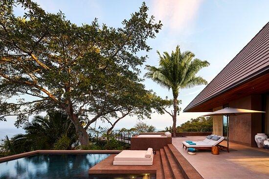 Monteon, Mexico: Villa One Pool