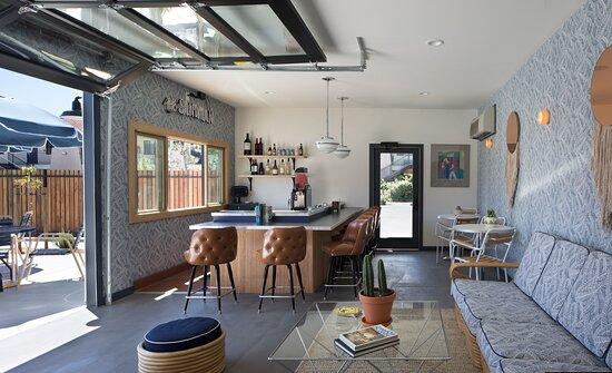 Pool House and Bar