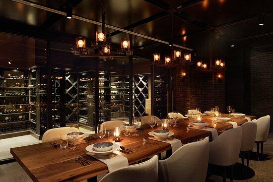 Arras Wine Cellar