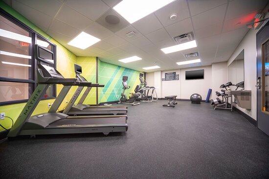 Holiday Inn Creve Coeur MO Fitness Center