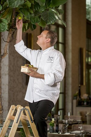 Culinary Director Michael Huesken