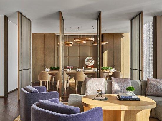 Rosewood Guangzhou Manor Club Meeting Room