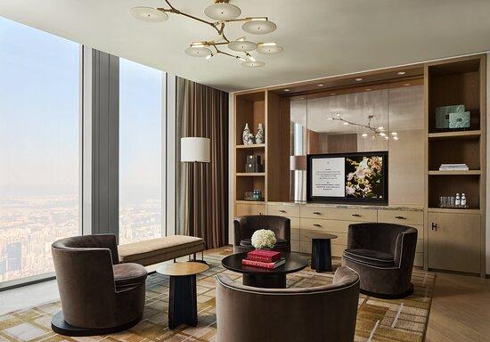 Rosewood Guangzhou Mansion Room