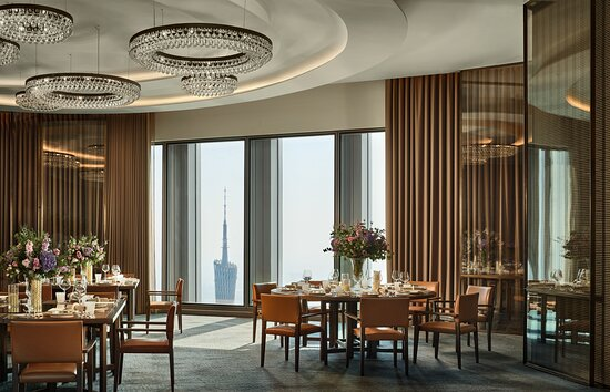 Rosewood Guangzhou Mansion With Canton Tower View