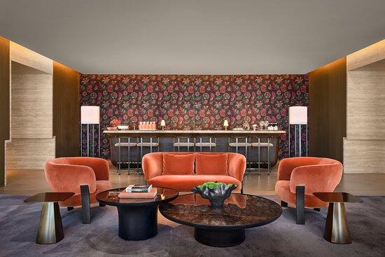 Rosewood Guangzhou Mansion Bar Area