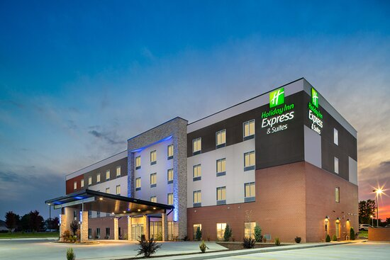 Come enjoy your stay at the Holiday Inn Express St. Peters MO