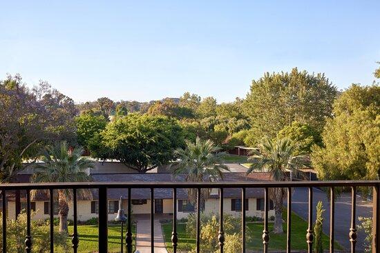 Luxury Suite - Balcony View