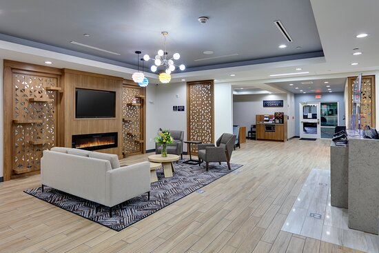 Relax at the Candlewood Suites in Hurst, Texas