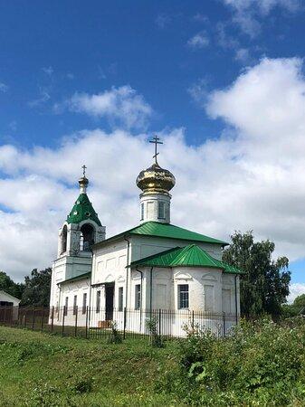 Удивительной красоты и изящества скрал в Кубаево...