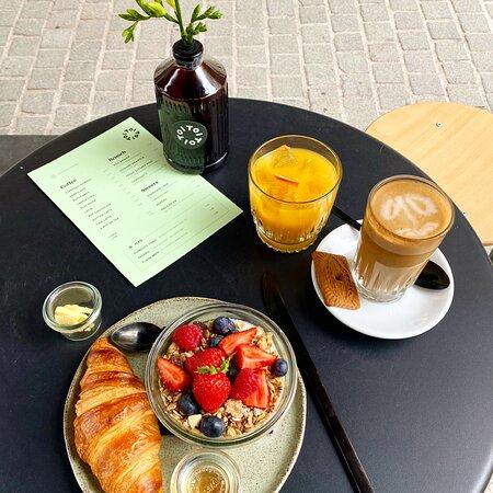 Enjoy our breakfast