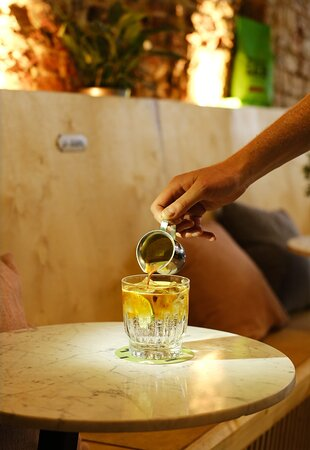 Our favourite: The Espresso tonic