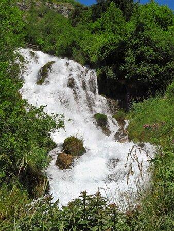 La cascata del Rio Bianco