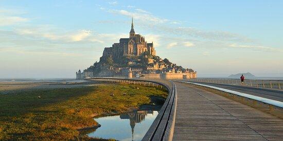 Mont Saint-Michel à 3 km de l'Hôtel Ermitage - Mont Saint-Michel*****