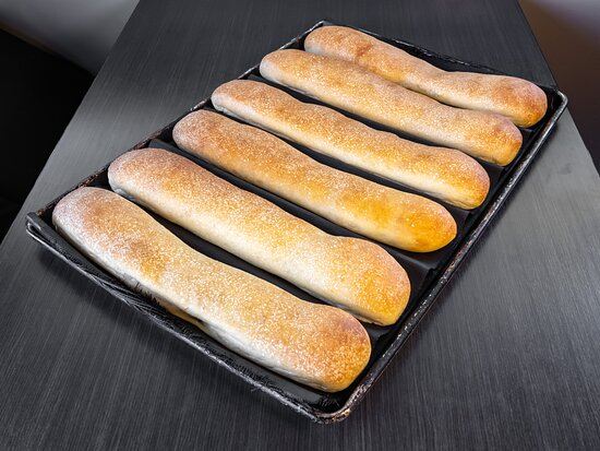 Come savor our homemade bread, the perfect complement to our original recipes made with fresh, local ingredients that will keep you coming back to your new favorite place!